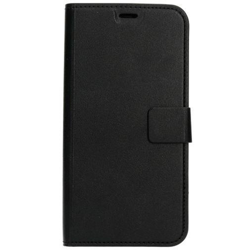 Produktimage des Mobiparts Classic Wallet Case Schwarz Apple iPhone 11 Pro Max