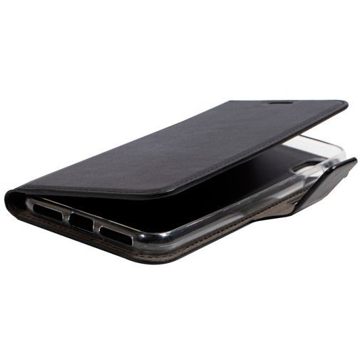 Produktimage des Mobiparts Classic Wallet Case Schwarz Apple iPhone XS Max