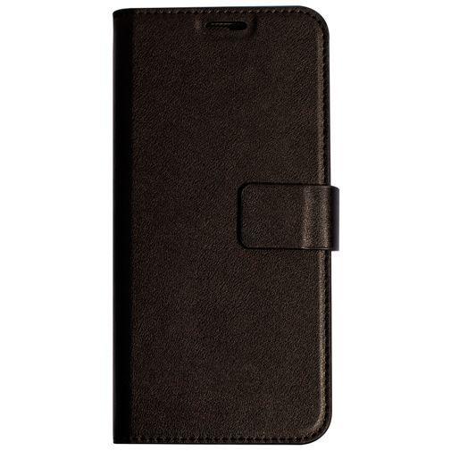 Produktimage des Mobiparts Classic Wallet Case Schwarz Huawei Mate 20 Lite