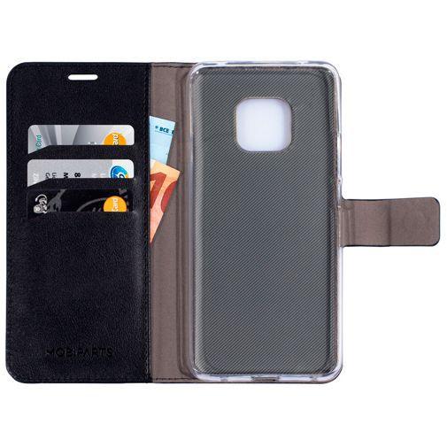 Produktimage des Mobiparts Classic Wallet Case Schwarz Huawei Mate 20 Pro