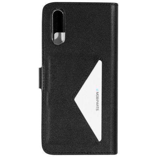 Productafbeelding van de Mobiparts Classic Wallet Case Black Huawei P20