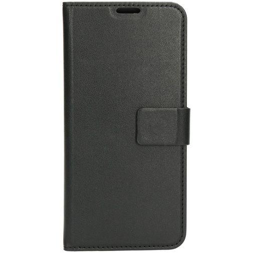 Productafbeelding van de Mobiparts Classic Wallet Case Black Huawei P30 Lite/P30 Lite New Edition