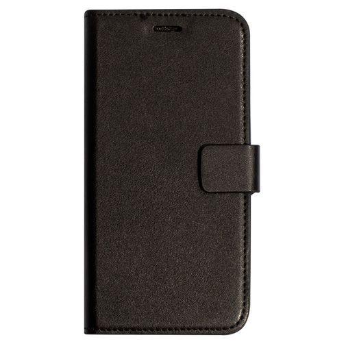 Produktimage des Mobiparts Classic Wallet Case Schwarz LG Q7
