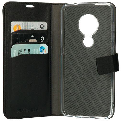 Productafbeelding van de Mobiparts Classic Wallet Case Black Nokia 6.2/7.2