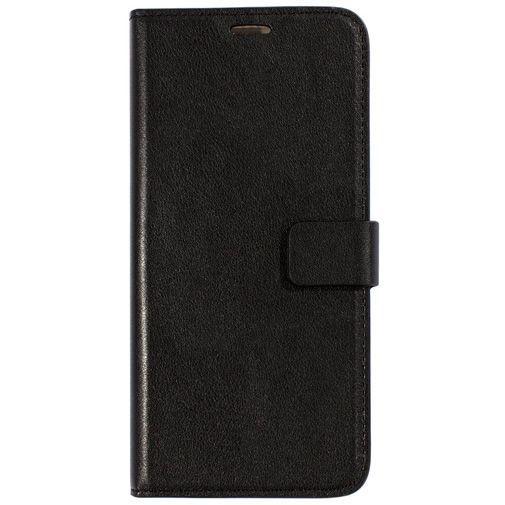 Productafbeelding van de Mobiparts Classic Wallet Case Black Samsung Galaxy A6+