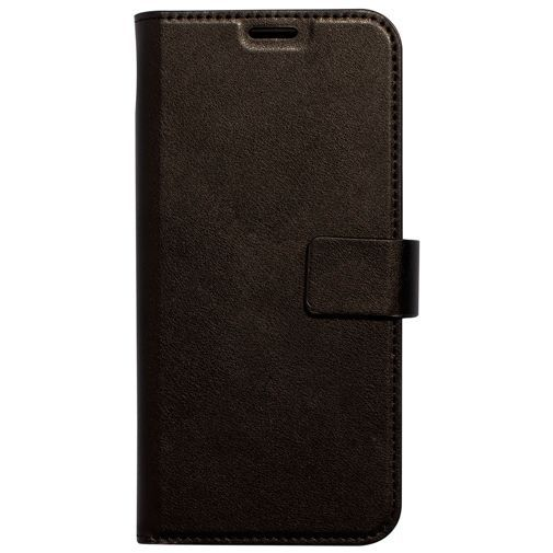 Productafbeelding van de Mobiparts Classic Wallet Case Black Samsung Galaxy J6+