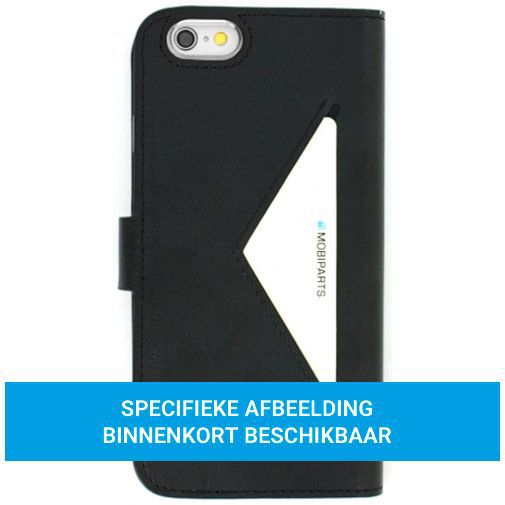 Productafbeelding van de Mobiparts Classic Wallet Case Black Samsung Galaxy Note 10 Lite