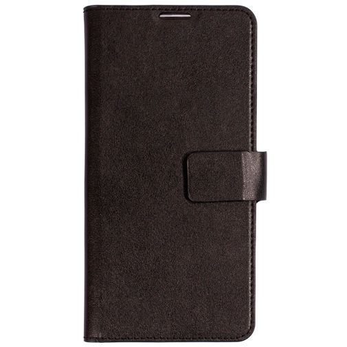 Produktimage des Mobiparts Classic Wallet Case Schwarz Samsung Galaxy S10+