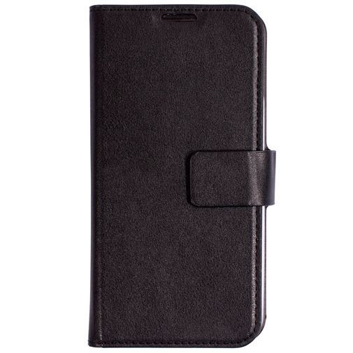 Produktimage des Mobiparts Classic Wallet Case Schwarz Samsung Galaxy S10e