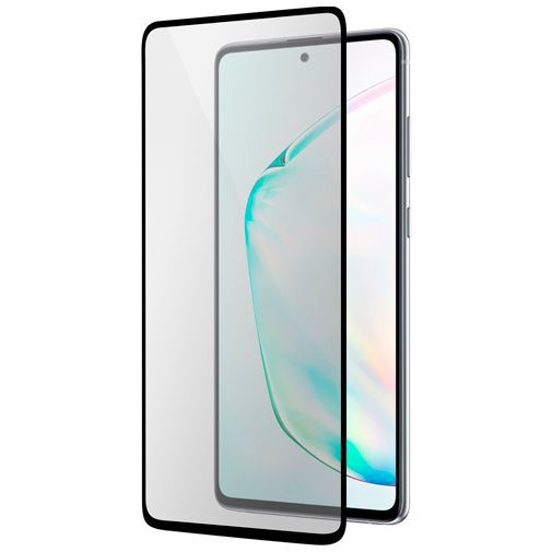 Productafbeelding van de Mobiparts Tempered Glass Screenprotector Samsung Galaxy Note 10 Lite