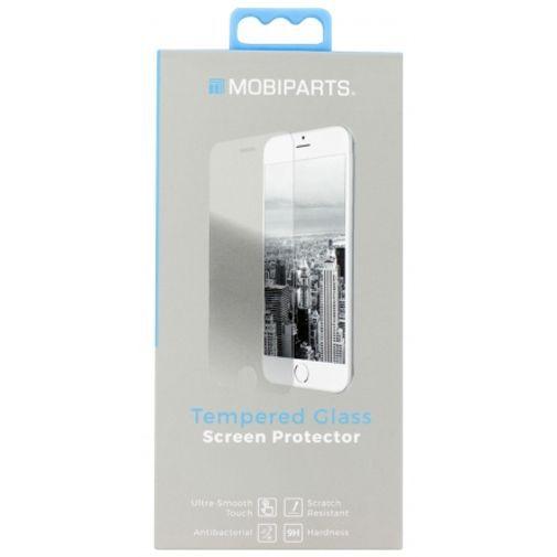 Productafbeelding van de Mobiparts Curved Glass Screenprotector Samsung Galaxy S10+