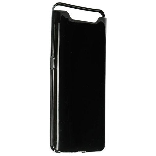 Produktimage des Mobiparts Essential TPU Hülle Schwarz Samsung Galaxy A80