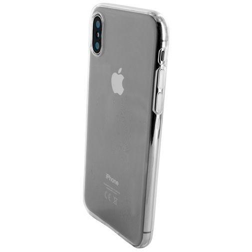 Productafbeelding van de Mobiparts Essential TPU Case Transparent Apple iPhone X/XS