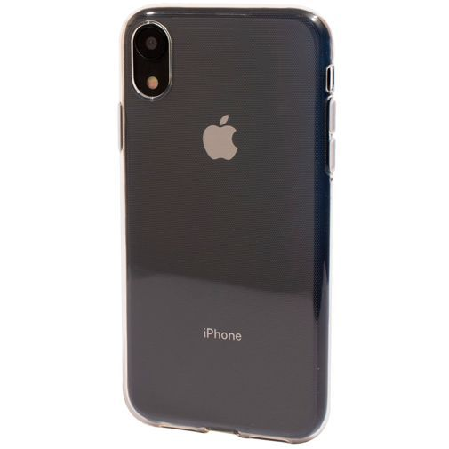 Produktimage des Mobiparts Essential TPU Hülle Transparent Apple iPhone XR