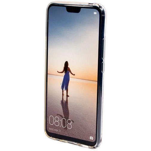 Productafbeelding van de Mobiparts Essential TPU Case Transparent  Huawei Mate 20 Lite