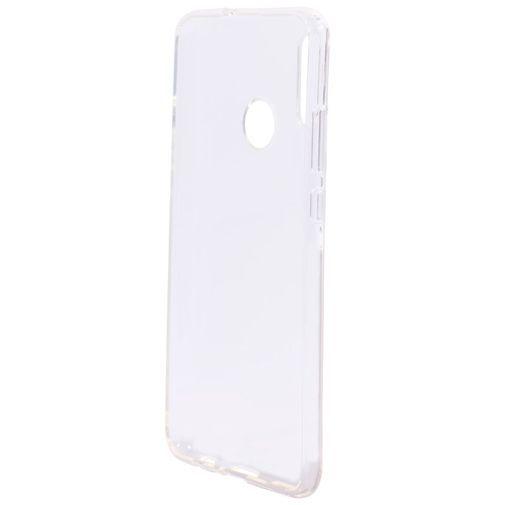 Produktimage des Mobiparts Essential TPU Hülle Transparent Huawei P Smart (2019)