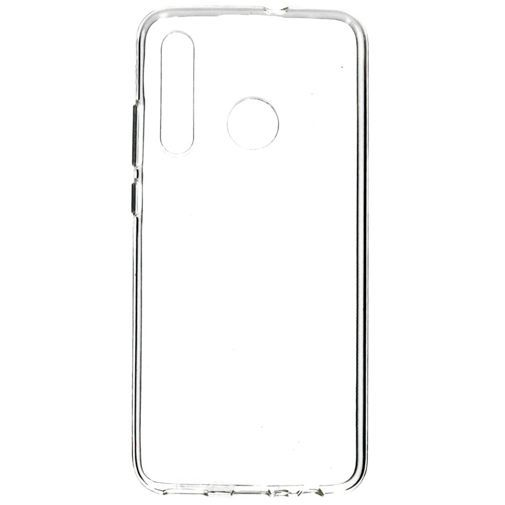 Productafbeelding van de Mobiparts Essential TPU Case Transparent Huawei P Smart+ (2019)