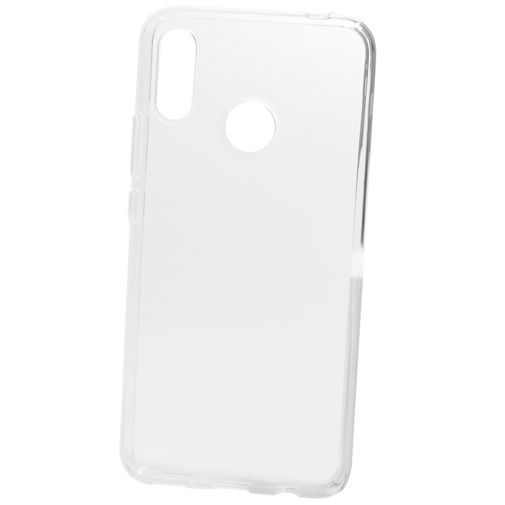 Produktimage des Mobiparts Essential TPU Hülle Transparent Huawei P Smart+/Huawei Nova 3i