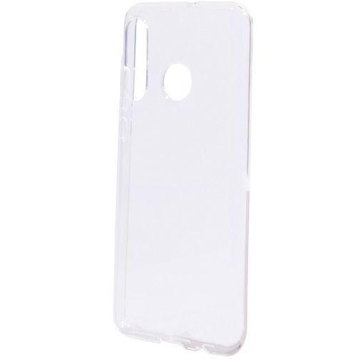 Productafbeelding van de Mobiparts Essential TPU Case Transparent Huawei P30 Lite/P30 Lite New Edition