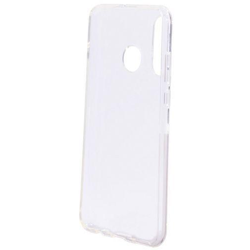 Produktimage des Mobiparts Essential TPU Hülle Transparent Huawei P30 Lite/P30 Lite New Edition