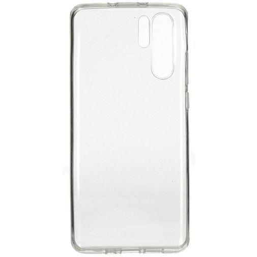 Productafbeelding van de Mobiparts Essential TPU Case Transparent Huawei P30 Pro