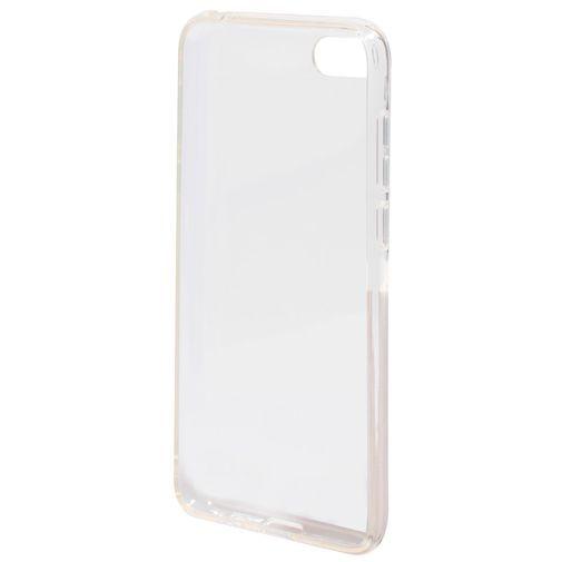 Produktimage des Mobiparts Essential TPU Hülle Transparent Huawei Y5 (2018)