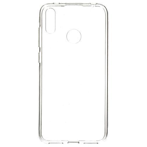Productafbeelding van de Mobiparts Essential TPU Case Transparent Huawei Y7 (2019)