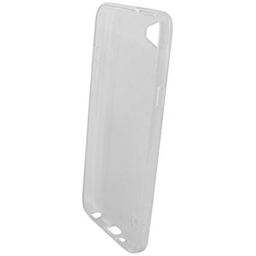 Productafbeelding van de Mobiparts Essential TPU Case Transparent LG Q6 (Alpha)