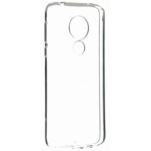 Productafbeelding van de Mobiparts Essential TPU Case Transparent Motorola Moto G7 Power