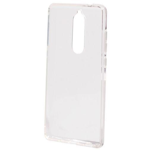 Produktimage des Mobiparts Essential TPU Hülle Transparent Nokia 5.1