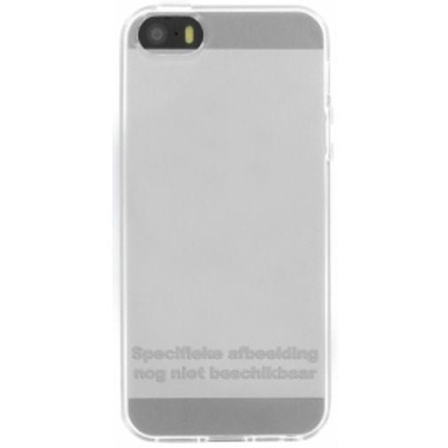 Productafbeelding van de Mobiparts Essential TPU Case Transparent Nokia 8.1
