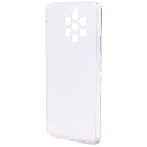 Produktimage des Mobiparts Essential TPU Hülle Transparent Nokia 9 PureView