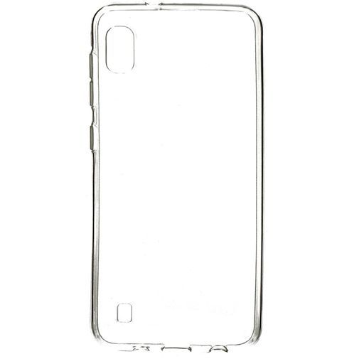Productafbeelding van de Mobiparts Essential TPU Case Transparent Samsung Galaxy A10