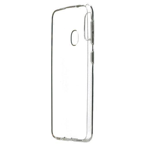 Produktimage des Mobiparts Essential TPU Hülle Transparent Samsung Galaxy A20e