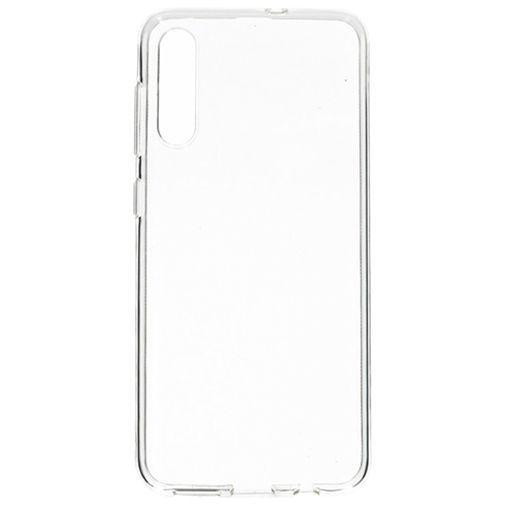 Produktimage des Mobiparts Essential TPU Hülle Transparent Samsung Galaxy A30s/A50