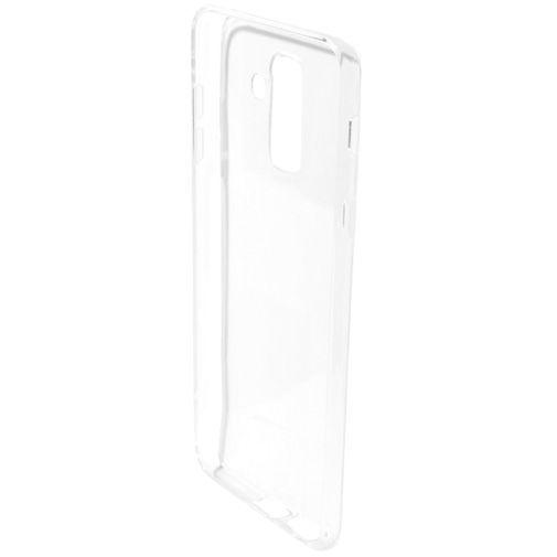 Productafbeelding van de Mobiparts Essential TPU Case Transparent Samsung Galaxy A6+