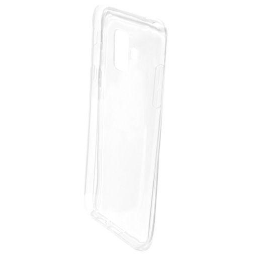Produktimage des Mobiparts Essential TPU Hülle Transparent Samsung Galaxy A6