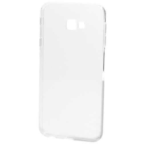 Productafbeelding van de Mobiparts Essential TPU Case Transparent Samsung Galaxy J4+