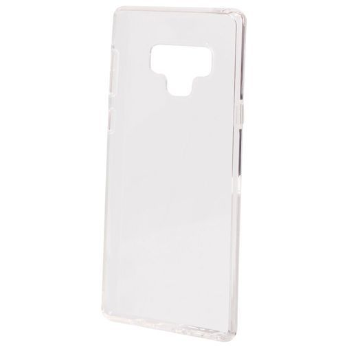 Produktimage des Mobiparts Essential TPU Hülle Transparent Samsung Galaxy Note 9