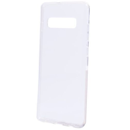 Productafbeelding van de Mobiparts Essential TPU Case Transparent Samsung Galaxy S10+