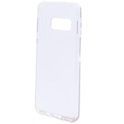 Produktimage des Mobiparts Essential TPU Hülle Transparent Samsung Galaxy S10e