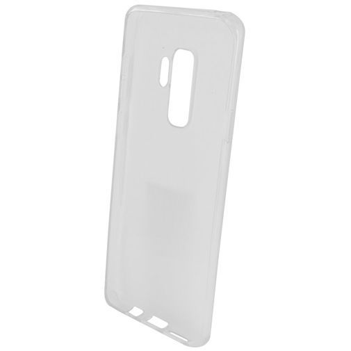 Productafbeelding van de Mobiparts Essential TPU Case Transparent Samsung Galaxy S9+