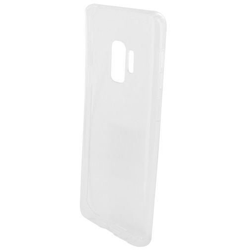 Productafbeelding van de Mobiparts Essential TPU Case Transparent Samsung Galaxy S9