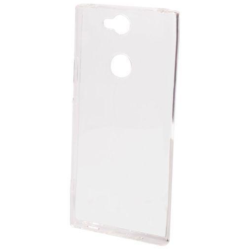 Produktimage des Mobiparts Essential TPU Hülle Transparent Sony Xperia XA2 Plus