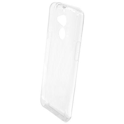 Productafbeelding van de Mobiparts Essential TPU Case Transparent General Mobile GM8