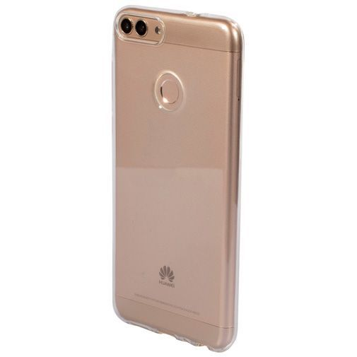 Productafbeelding van de Mobiparts Essential TPU Case Transparent Huawei P Smart