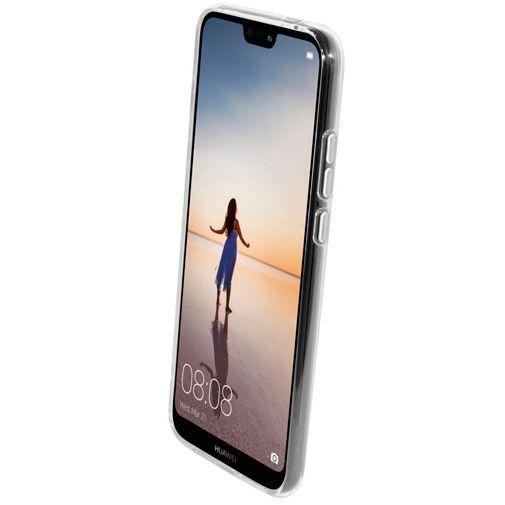 Produktimage des Mobiparts Essential TPU Hülle Transparent Huawei P20 Lite