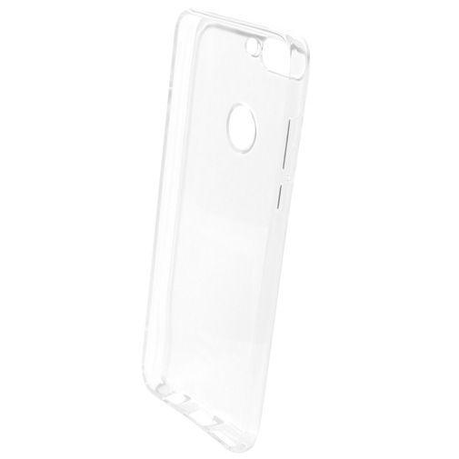 Produktimage des Mobiparts Essential TPU Hülle Transparent Huawei Y7 (2018)