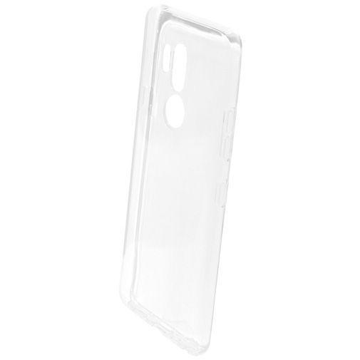 Productafbeelding van de Mobiparts Essential TPU Case Transparent LG G7 ThinQ