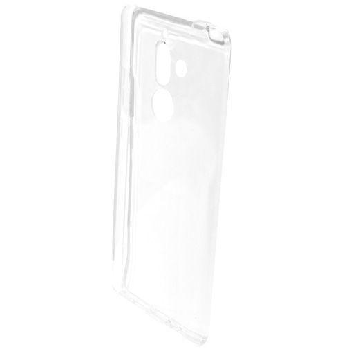Produktimage des Mobiparts Essential TPU Hülle Transparent Nokia 7 Plus